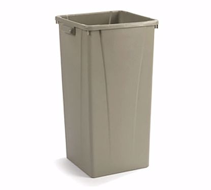 Picture of Carlisle 34352306 Garbage Can