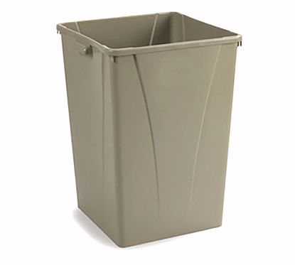 Picture of Carlisle 34393506 Garbage Can