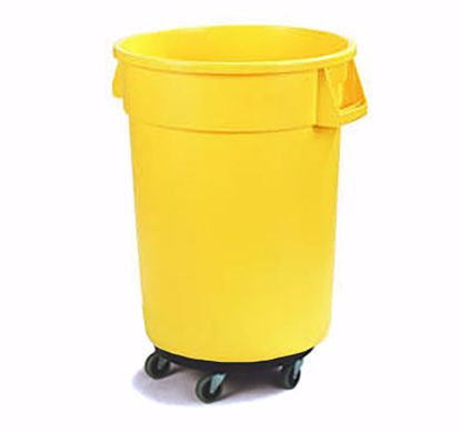 Picture of Carlisle 34113204 Garbage Can
