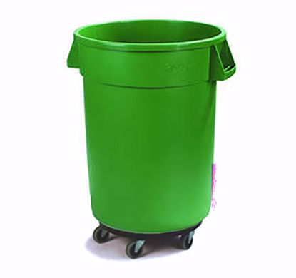 Picture of Carlisle 34113209 Garbage Can
