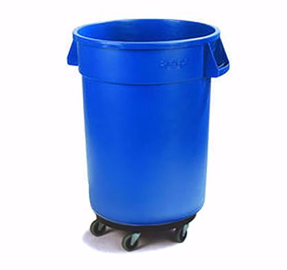 Picture of Carlisle 34113214 Garbage Can