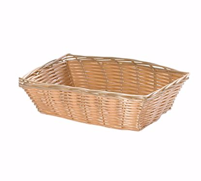 Picture of Tablecraft  1172W Bread Basket / Crate