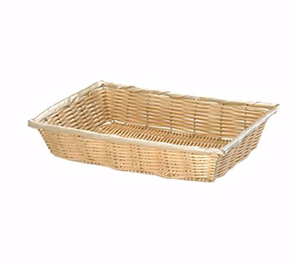 Picture of Tablecraft  1188W Bread Basket / Crate