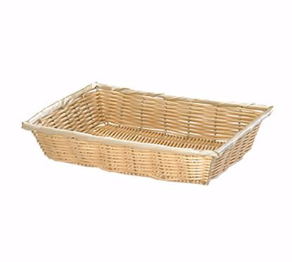 Picture of Tablecraft  1192W Bread Basket / Crate