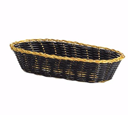 Picture of Tablecraft  917B Bread Basket / Crate