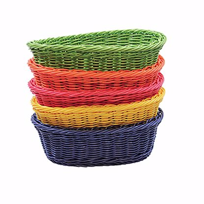 Picture of Tablecraft  HM1174A Bread Basket / Crate